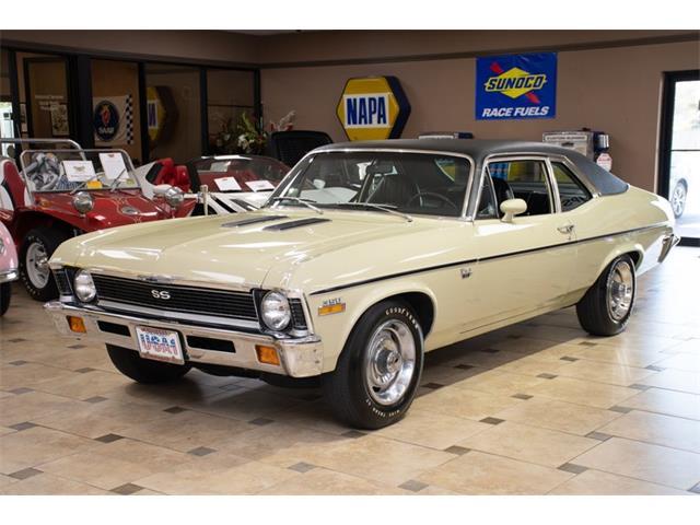 1972 Chevrolet Nova (CC-1446876) for sale in Venice, Florida