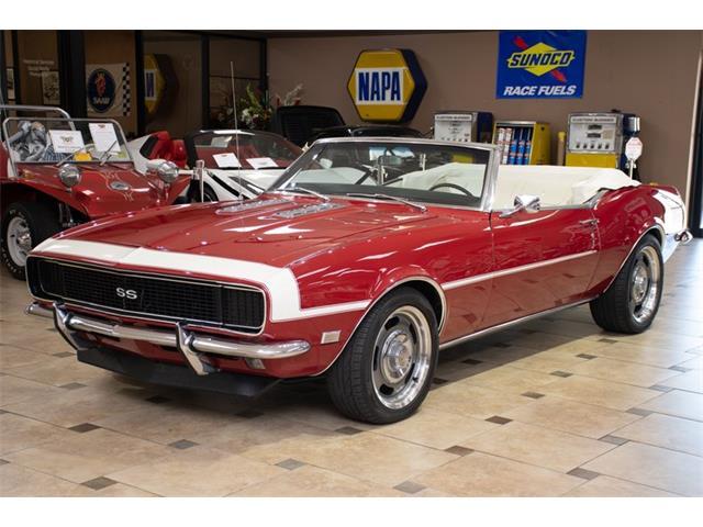 1968 Chevrolet Camaro (CC-1446877) for sale in Venice, Florida