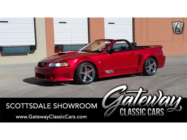 2000 Ford Mustang (CC-1446878) for sale in O'Fallon, Illinois