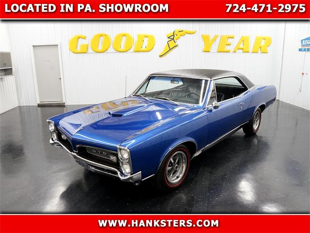 1967 Pontiac GTO (CC-1446880) for sale in Homer City, Pennsylvania