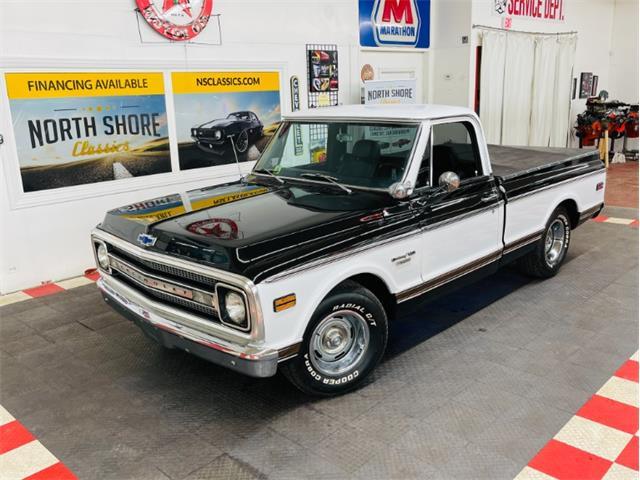 1969 Chevrolet Pickup (CC-1446882) for sale in Mundelein, Illinois