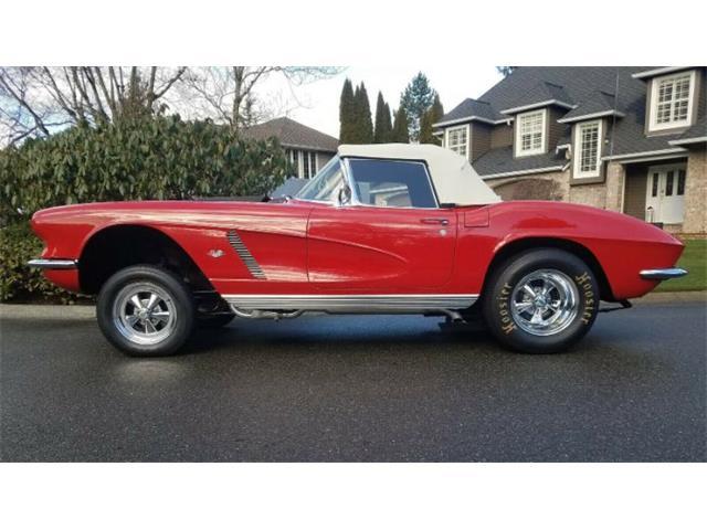 1962 Chevrolet Corvette (CC-1446883) for sale in Cadillac, Michigan