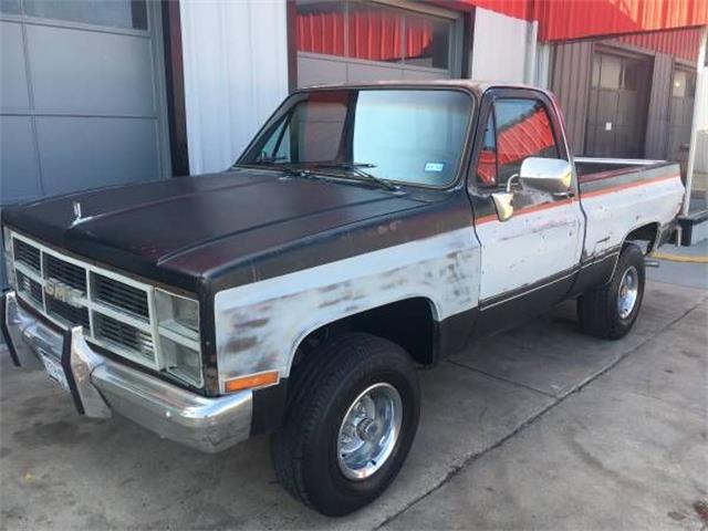1984 GMC Sierra (CC-1446889) for sale in Cadillac, Michigan
