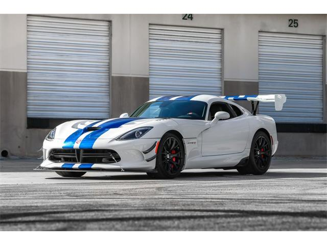 2017 Dodge Viper (CC-1446897) for sale in Fort Lauderdale, Florida