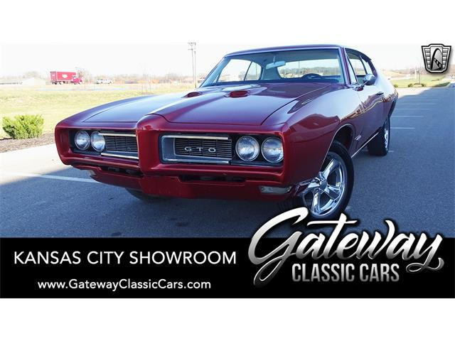 1968 Pontiac GTO (CC-1440690) for sale in O'Fallon, Illinois