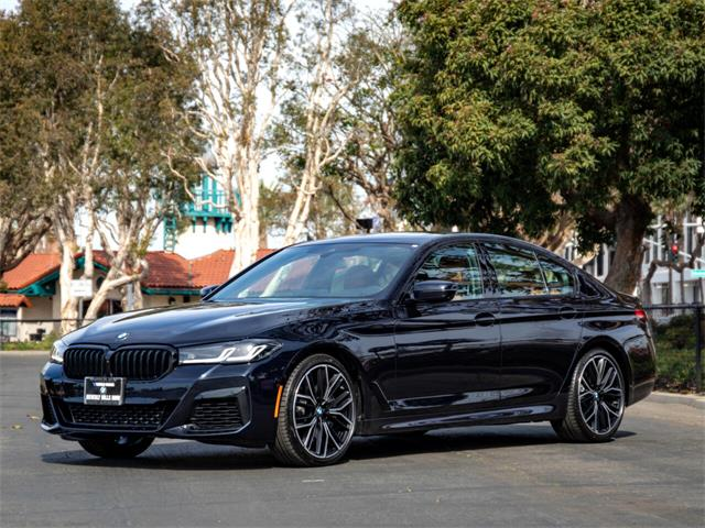 2021 BMW 5 Series (CC-1446900) for sale in Marina Del Rey, California