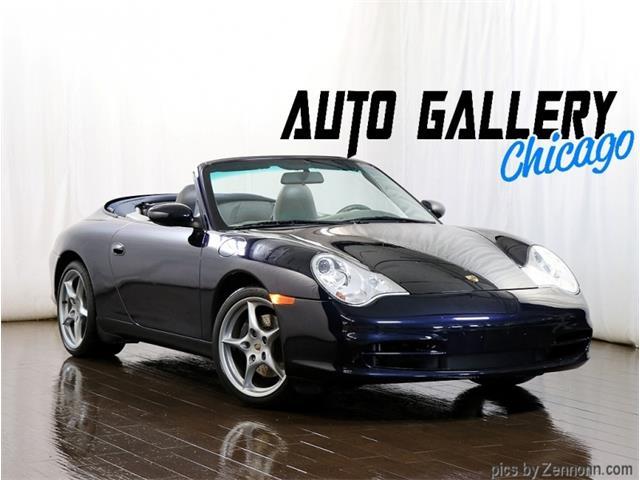 2003 Porsche 911 Carrera (CC-1446905) for sale in Addison, Illinois