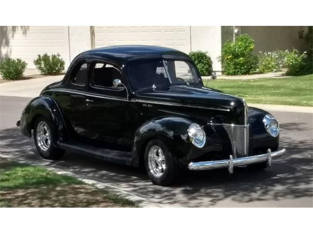 1940 Ford Deluxe (CC-1446907) for sale in Cadillac, Michigan