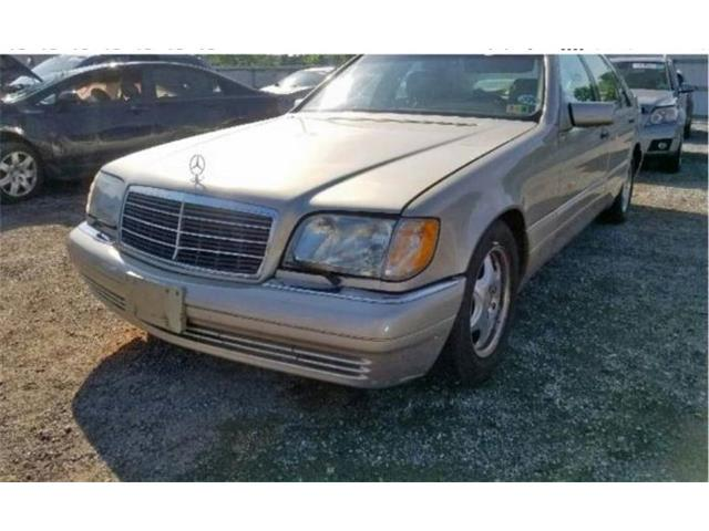 1997 Mercedes-Benz S320 (CC-1440691) for sale in Cadillac, Michigan
