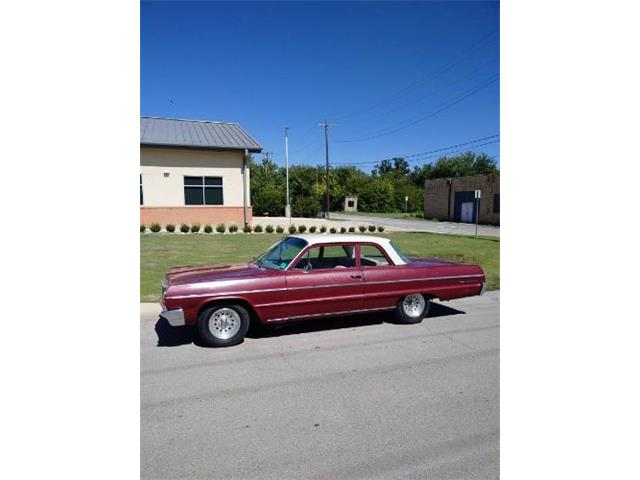 1964 Chevrolet Bel Air (CC-1446910) for sale in Cadillac, Michigan