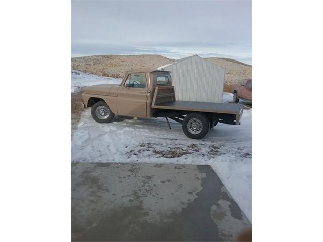1966 Chevrolet C20 (CC-1446912) for sale in Cadillac, Michigan