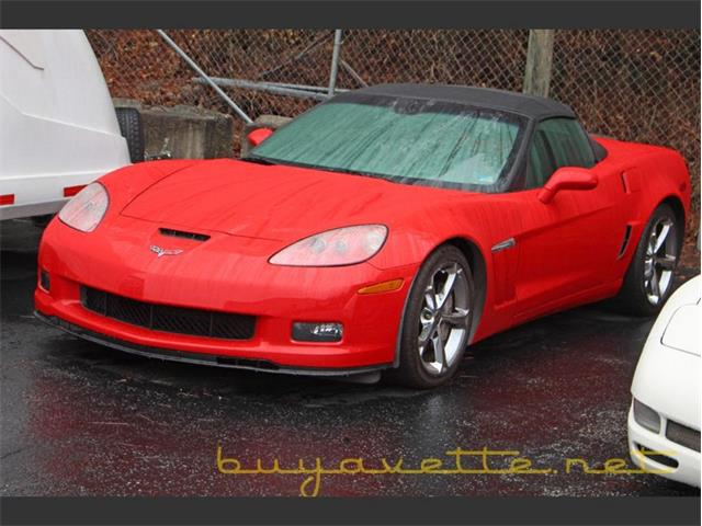 2010 Chevrolet Corvette (CC-1446914) for sale in Atlanta, Georgia
