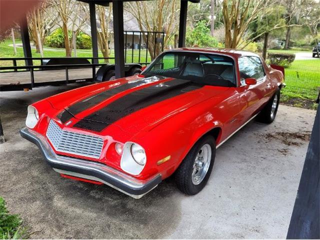 1977 Chevrolet Camaro (CC-1446916) for sale in Cadillac, Michigan