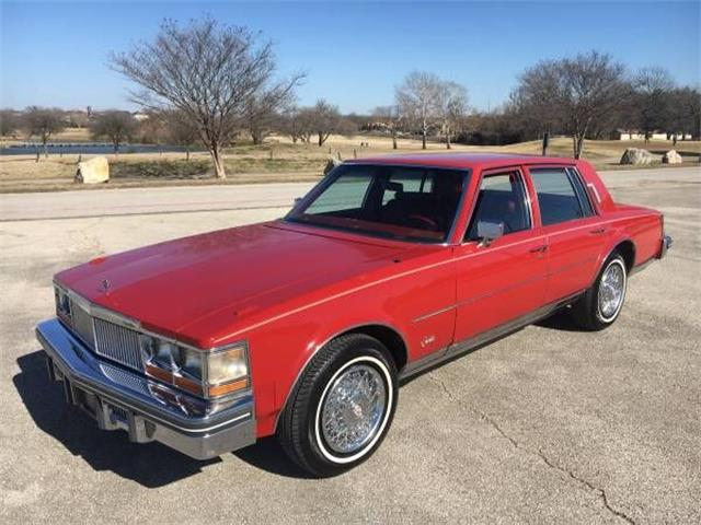 1979 Cadillac Seville (CC-1446917) for sale in Cadillac, Michigan
