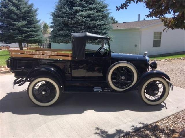 1929 Ford Pickup (CC-1446918) for sale in Cadillac, Michigan