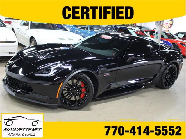 2019 Chevrolet Corvette (CC-1446920) for sale in Atlanta, Georgia