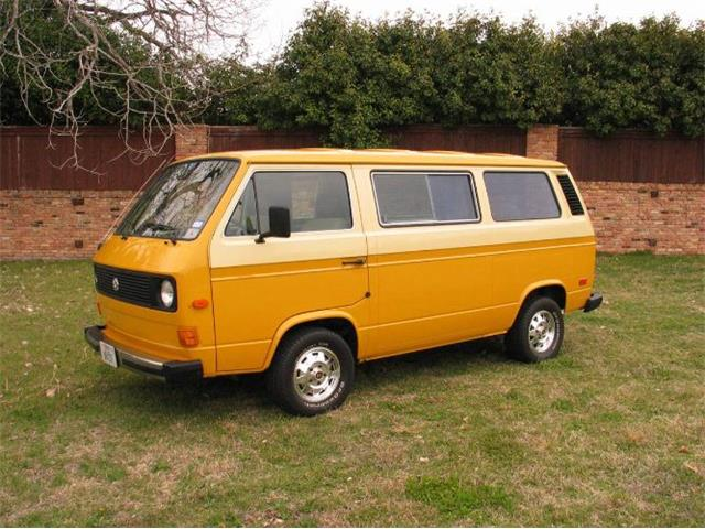1981 Volkswagen Vanagon (CC-1446931) for sale in Cadillac, Michigan