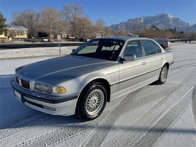 2001 BMW 7 Series (CC-1446934) for sale in Cadillac, Michigan