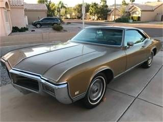 1969 Buick Riviera (CC-1446936) for sale in Cadillac, Michigan