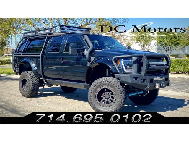 2012 Ford F250 (CC-1446937) for sale in Anaheim, California