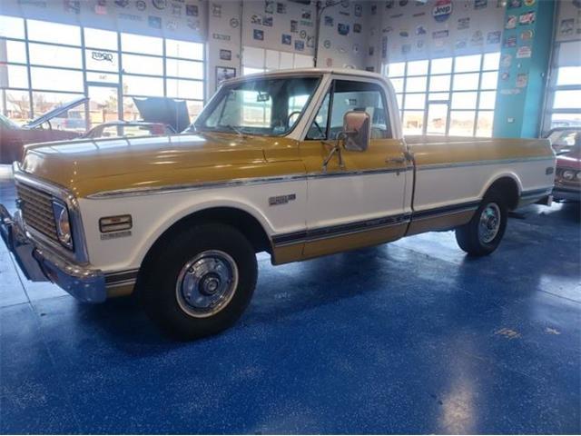 1972 Chevrolet Cheyenne (CC-1446954) for sale in Cadillac, Michigan