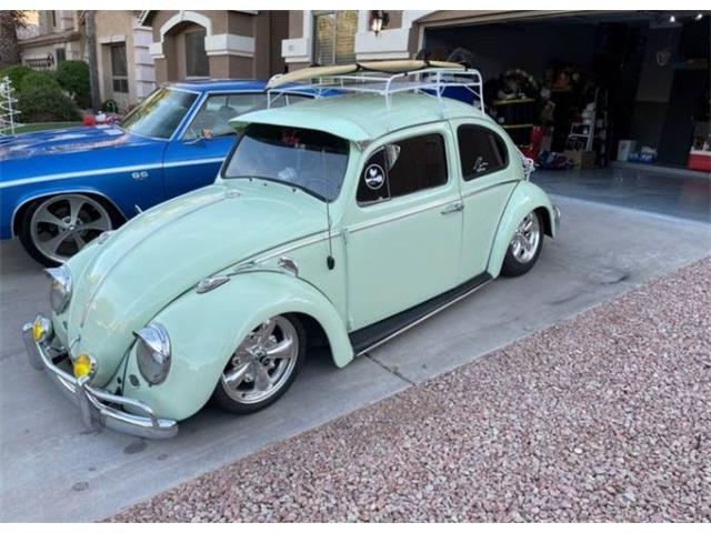 1963 Volkswagen Beetle (CC-1446957) for sale in Cadillac, Michigan