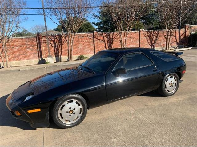 1985 Porsche 928 (CC-1446958) for sale in Cadillac, Michigan