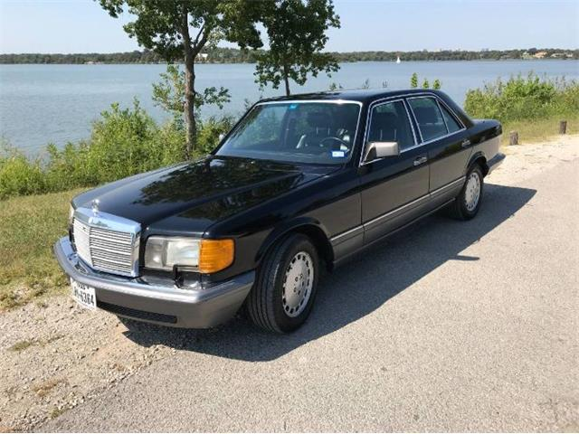 1991 Mercedes-Benz 300SD (CC-1446959) for sale in Cadillac, Michigan