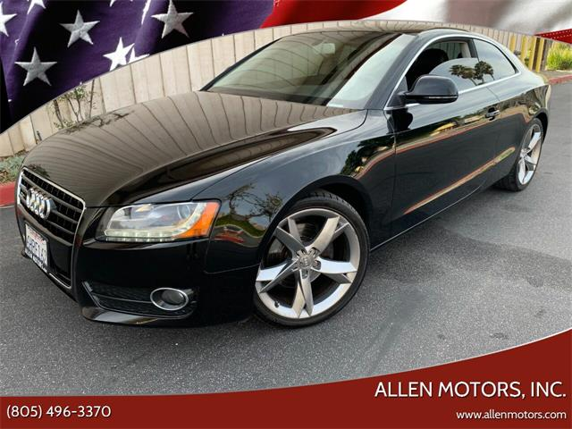 2009 Audi A5 (CC-1446963) for sale in Thousand Oaks, California