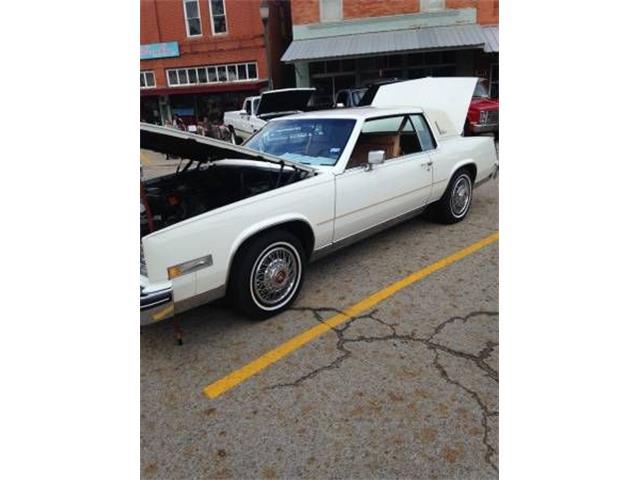 1984 Cadillac Eldorado (CC-1446969) for sale in Cadillac, Michigan