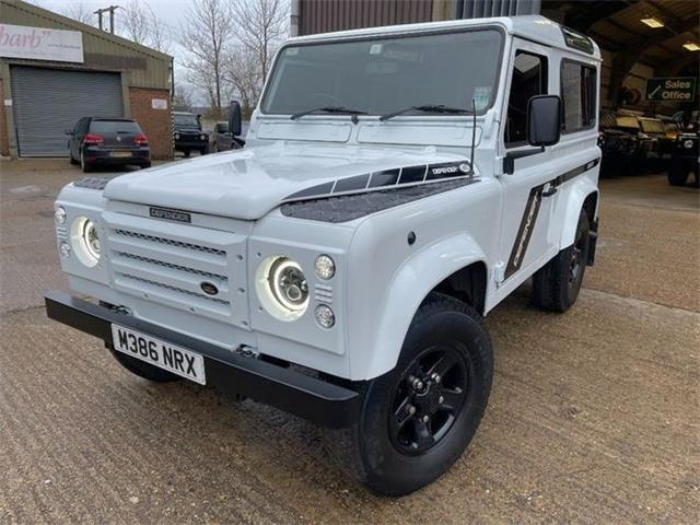 1994 Land Rover Defender (CC-1446972) for sale in Cadillac, Michigan