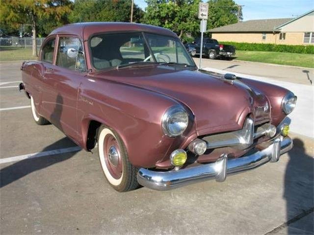 1952 Kaiser Henry J (CC-1446977) for sale in Cadillac, Michigan