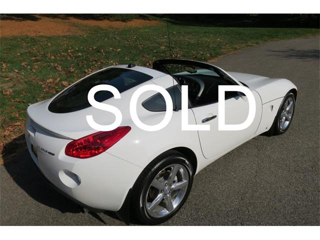2009 Pontiac Solstice (CC-1446979) for sale in Milford City, Connecticut