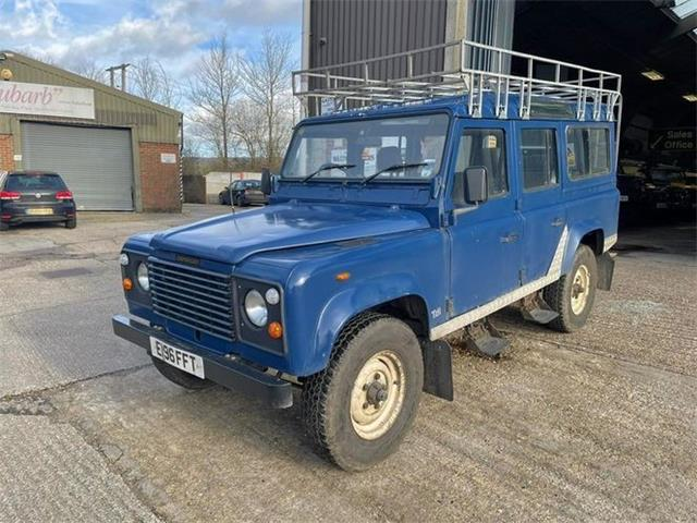 1994 Land Rover Defender (CC-1446980) for sale in Cadillac, Michigan