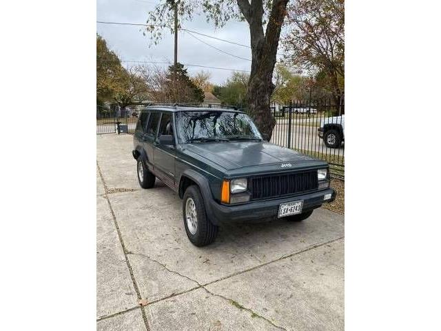 1993 Jeep Grand Cherokee (CC-1446981) for sale in Cadillac, Michigan