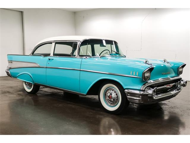 1957 Chevrolet Bel Air (CC-1446987) for sale in Sherman, Texas