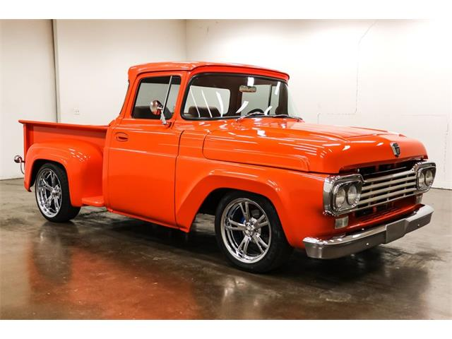 1959 Ford F100 (CC-1446988) for sale in Sherman, Texas