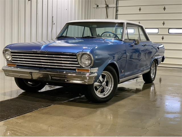 1963 Chevrolet Nova (CC-1446989) for sale in Pratt, Kansas