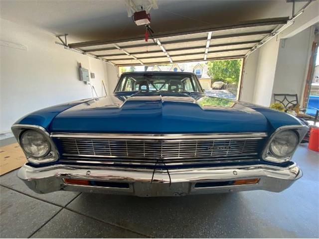 1966 Chevrolet Nova II (CC-1440699) for sale in Cadillac, Michigan