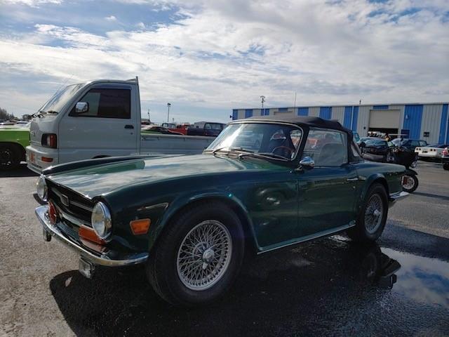 1969 Triumph TR6 (CC-1446993) for sale in Lakeland, Florida
