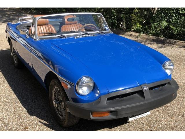 1976 MG MGB (CC-1440007) for sale in Palm Springs, California