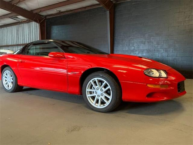 2000 Chevrolet Camaro (CC-1447004) for sale in Lakeland, Florida