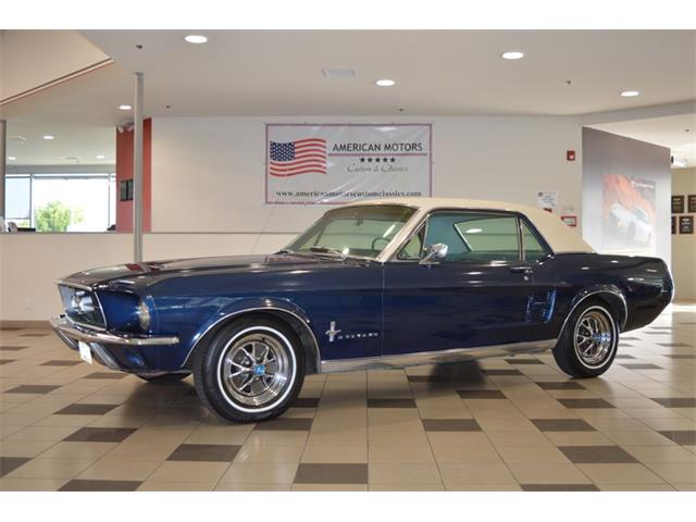 1967 Ford Mustang (CC-1447006) for sale in San Jose, California