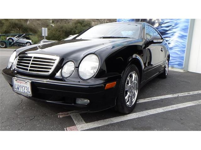 2002 Mercedes-Benz CLK320 (CC-1447009) for sale in Laguna Beach, California