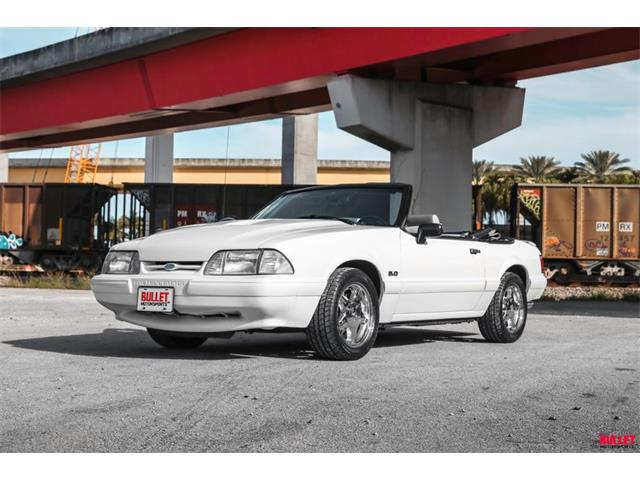 1991 Ford Mustang (CC-1440701) for sale in Fort Lauderdale, Florida