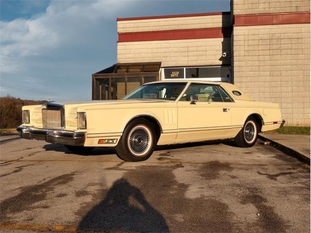 1979 Lincoln Continental (CC-1447038) for sale in Cookeville, Tennessee