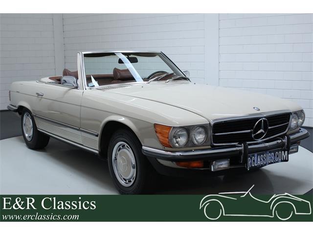 1972 Mercedes-Benz 350SL (CC-1447040) for sale in Waalwijk, Noord Brabant