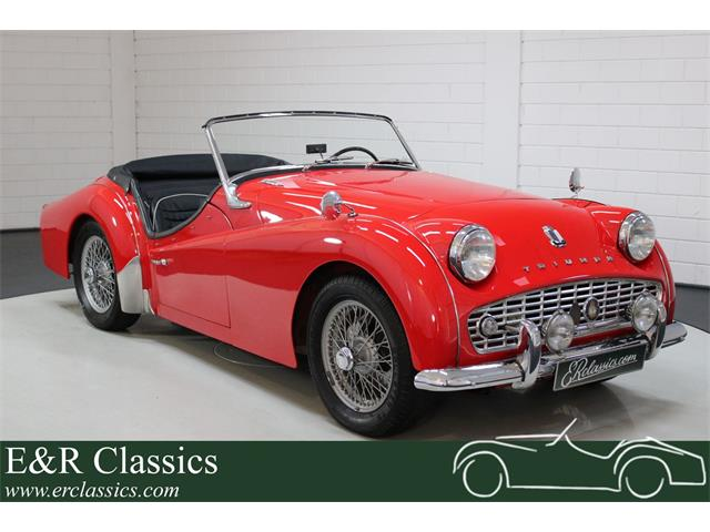 1959 Triumph TR3 (CC-1447052) for sale in Waalwijk, Noord Brabant