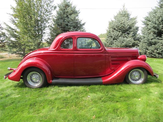 1935 Ford 2-Dr Coupe (CC-1447053) for sale in Filer, Idaho
