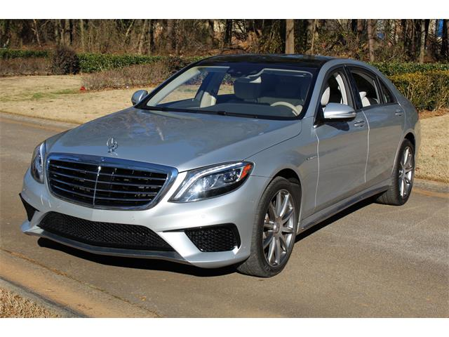 2014 Mercedes-Benz AMG (CC-1447059) for sale in Roswell, Georgia